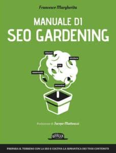 SEO gardening copertina