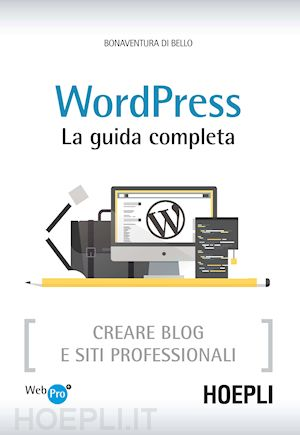 Wordpress il volume di Hoepli sul CMS