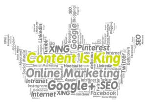 content is the king