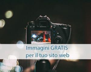 immagini e foto gratis per il tuo sito web