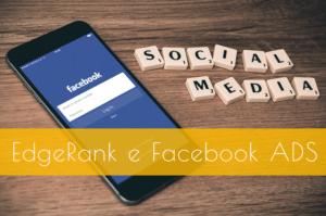 Facebook edge rank e sponsorizzazione sui post