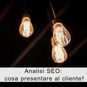 Idee per una audit SEO
