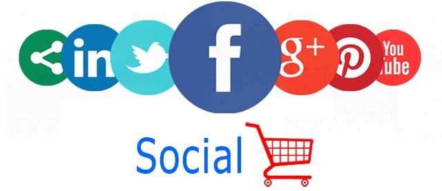 social & e-commerce