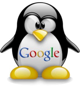 Google Penguin: filtro antispam