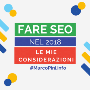 Come fare SEO?