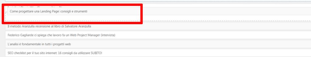 schermata funzionamento Post Types Order