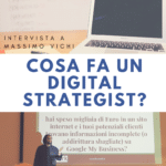 Intervista a Massimo Vichi sul marketing ed il mestiere del digital strategist